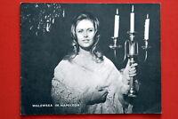 MARIA WALEWSKA & NAPOLEON POLISH BEATA TYSZKIEWICZ 1967 24 PAGES EXYU PRESS BOOK