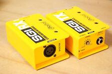 Radial SGI Studio Guitar Interface Class A Circuit PERFECT CONDITION OPEN BOX!