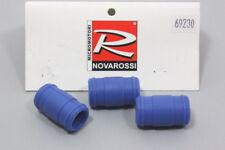 NOVA 15 Raccords d'échapp. moulés bleu 2.5CC 2.1C 69230