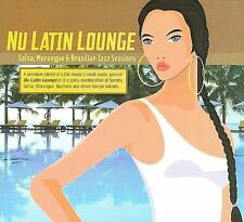 VARIOUS ARTISTS - NU LATIN LOUNGE: SALSA, MERENGUE & BRAZILIAN JAZZ SESSIONS [DI