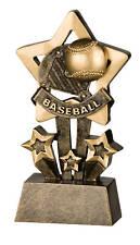 Baseball Star Resin Trophy FREE ENGRAVING