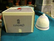 Vintage Lladro 16010 1993 Christmas Bell original box Xrnd