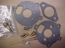 BRIGGS AND STRATTON carburetor REBUILD model 14,19,23,A,B,C,D