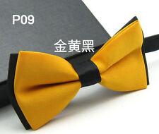Mens Fashion Tuxedo Classic Adjustable Wedding Party Necktie Bowtie Bow Tie NEW