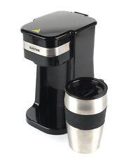 Salter EK2408 Personal Filter Coffee Machine Stainless Steel 700W Travel Mug