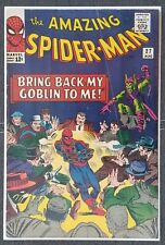 The Amazing Spider-Man #27 August, 1965 - (1st Series) Art Cover by Steve Ditko