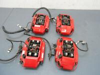 2009 09 10 11 Porsche 911 Carrera S Brembo Brake Caliper Set #4290