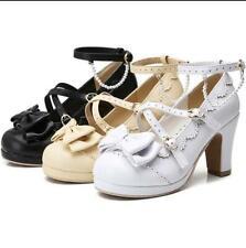 Women's Comfort Lolita Lolita Japanese Department With Beautiful Girls Shoes