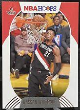 2020-21 Panini NBA Hoops Basketball Hassan Whiteside #187 Portland Trailblazers