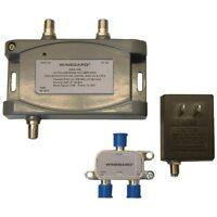 Winegard 15dB Distribution TV Antenna Amplifier (HDA-100)
