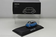 SCHUCO BMW 600 BLUE WITH GREY EXCELLENT BOXED DEALER EDITION