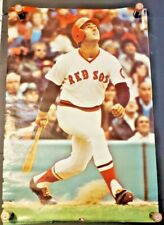 Vintage/ Rare 1976 Fred Lynn Poster SI Sports Illustrated Studio One