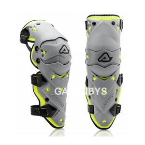 Acerbis EVO 3.0 Hinged Knee Guards Impact Enduro Mx Motocross Pads Protection CR