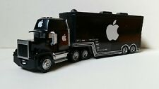 CARS Disney pixar APPLE car HAULER CAMION NERO sfuso custom mattel loose