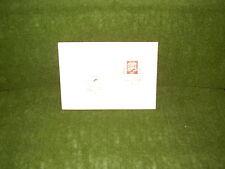 Bund,Briefumschlag mit Sonderstempel Erstflug LH 212,1964 !