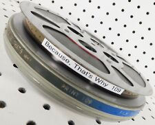 16mm Film: Because, That's Why 1967 Sedelmaier 13m 49s