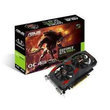 ASUS Cerberus GeForce GTX 1050 Ti OC Edition 4GB GDDR5 Graphics Card - Black (CERBERUS-GTX1050TI-O4G)