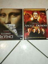 dvd il codice da Vinci angeli e demoni