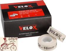 VELOX 700C X 22MM CLOTH WHITE RIM TAPE--BOX OF 10