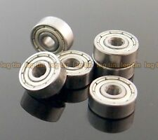 [20 pcs] 3x10x4mm 623zz 3*10*4 Metal Shielded Ball Bearing Bearings