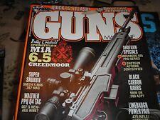 GUNS  magazine  june  2018  awesome auto knives  ,SHOTGUN SPECIALS     P-5