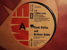 """Beeb Birtles & Graham Goble """"I'm Coming Home"""" LITTLE RIVER BAND Oz 7"""""""