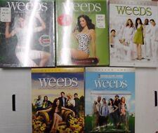 Weeds Season 1-5 DVD Showtime 091517DBT