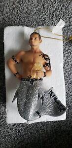 December Diamonds Tattoo Mermaid Ornament