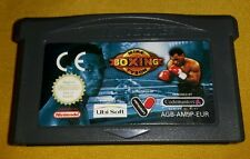 MIKE TYSON BOXING - Game Boy Advance Gioco Game Gameboy GBA