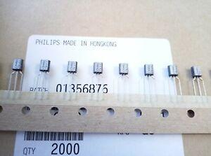 [100 pcs] BC546B NPN Transistor to92 Philips