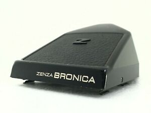 <EXC+++++> Zenza Bronica Prism View Finder For ETR ETRS ETRSi ETRC  Japan 2532