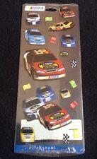 New Hallmark Stickeroni NASCAR Racing (18pc) Stickers