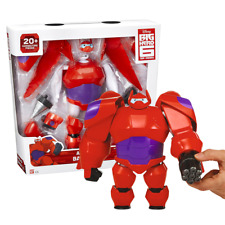 Big Hero 6 ARMOR-UP BAYMAX 2.0 Action Figure & Weapons Disney Official