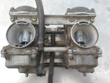 Used Set of Carburettors for Kawasaki GPZ 500, EX 500, works fine