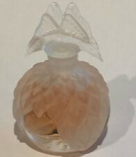 """LALIQUE Miniature Perfume Bottle (full) 2003 Limited Edition """"Butterfly"""" Mini"""