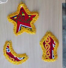 3 Piece Islamic Ramadan Wall Decoration Eid Gift Lantern Crescent Star