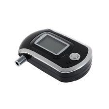 LCD Alkoholtester Dräger Alcotest Alkomat Atem Messgerät + 5 Mundstücke