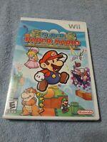 Super Paper Mario (Nintendo Wii, 2007) Tested