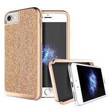 "Prodigee Sparkle Rose Pink iPhone 7 4.7"" Glitter Dazzling Glitz Slim Case Cover"