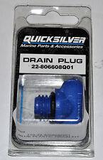Quicksilver Drain Plug 22-806608Q01