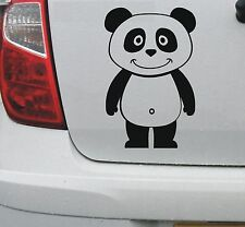 Vinilo Panda Decal Sticker # 1 Auto Moto Ventana Gráfica-dec1061