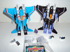Foudre & Skywarp G1 Robot Masters (2005) Transformers