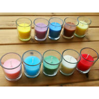 Coloured 100% Pure Paraffin Wax Cube for DIY Candle Making Craft Easy to Use