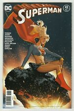Supergirl and the Legion of Super-Heroes 23 Mexican Hughes Cover Variant ⭐NM-
