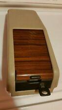 MERCEDES-BENZ W124   WOOD CENTER CONSOLE beige