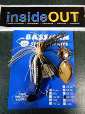 Bassman Fishing Spinners & Spinnerbaits