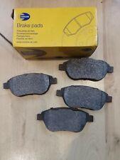 Eicher Premium Front Brake Pads Set Fiat Sedici 1.9 D Multijet 4x4 1.6 16V 4x4