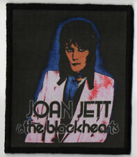 JOAN JETT PATCH / SPEED-THRASH-BLACK-DEATH METAL
