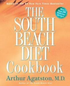 The South Beach Diet Cookbook : More Than 200 Delicious Recipes