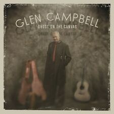Glen Campbell - Ghost on the Canvas [New CD]